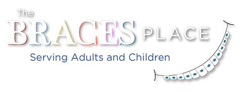 The Braces Place Logo